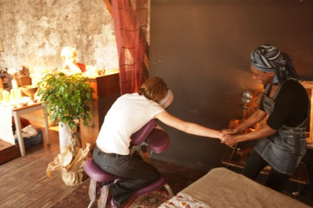 Séance de massage Le Digui photo 04