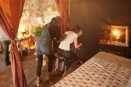 Séance de massage Le Digui photo 06