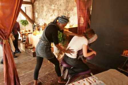 Séance de massage Le Digui photo 07