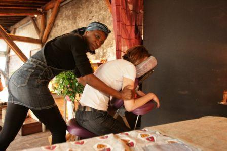 Séance de massage Le Digui photo 08